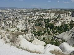 カッパドキア 洞窟観光
