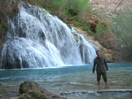 ナバホの滝