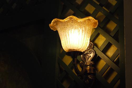 店内ランプ2