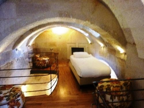 カッパドキア 洞窟ホテル