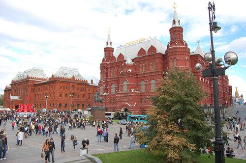 モスクワ1