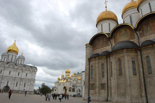クレムリン聖堂広場