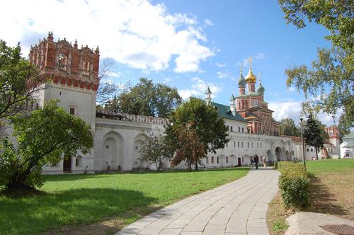 ノヴォデヴィチ修道院1