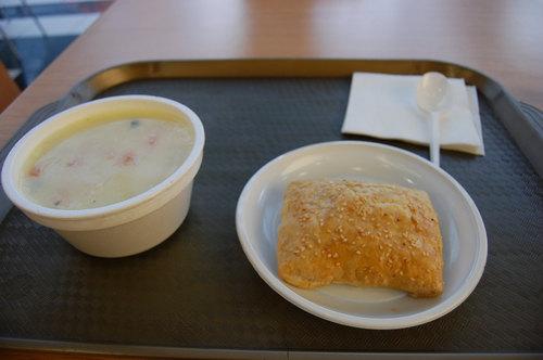 スープとパイ