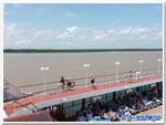 雄大なアマゾン川