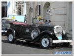 キューバのタクシー1