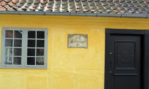 アンデルセンの家