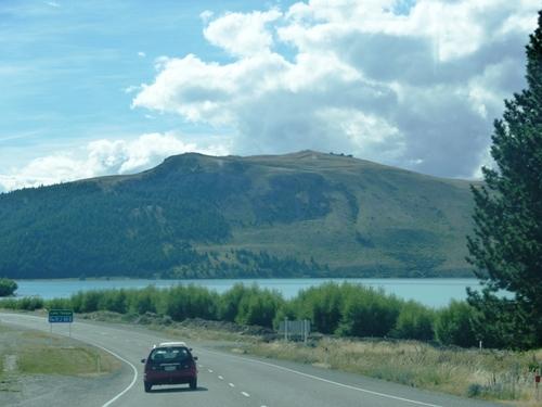 ニュージーランド レンタカー旅行