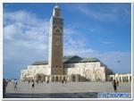 世界一高いミナレット、ハッサン2世モスク