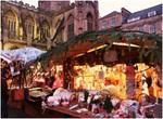 バースのクリスマスマーケット