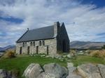 テカポ湖 羊飼いの教会