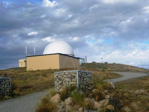 テカポ湖  天体観測