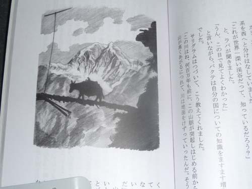 ネパールガエルの冒険 3