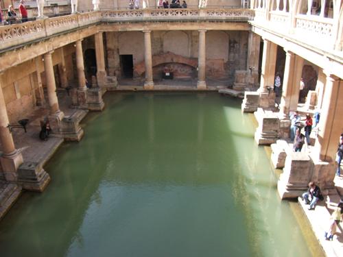 バース ローマ浴場