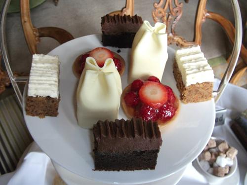 紅茶によく合うケーキ