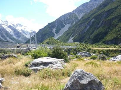 ニュージーランド マウントクック