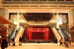 歌舞伎っぽい?江戸小路イベント舞台