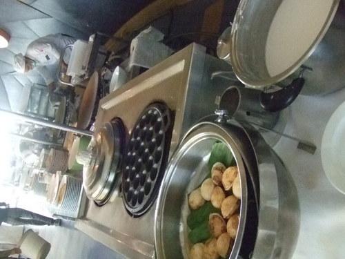 バンコクの朝食