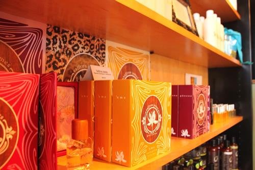 saffron jamesのフレグランス