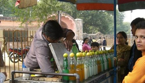 インドの街