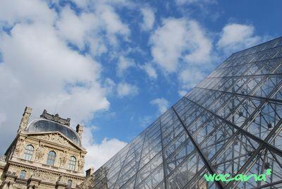 フランス/ルーブル美術館