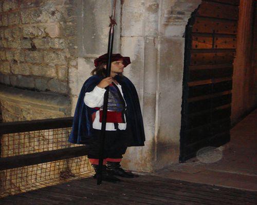 ドブロブニク中世の世界へパレード