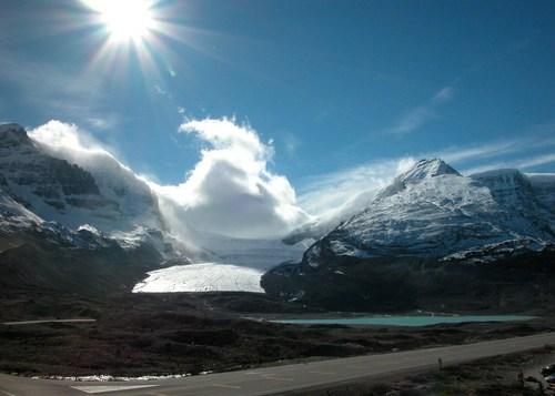 コロンビア大氷河