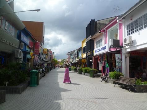 インディアンストリート