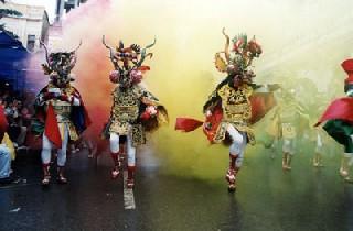 中南米カーニバル