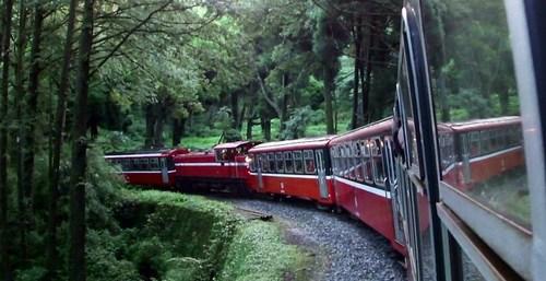 阿里山鉄路