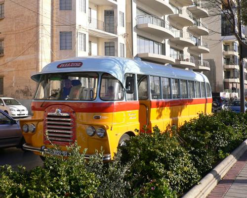 マルタ島マルタバス
