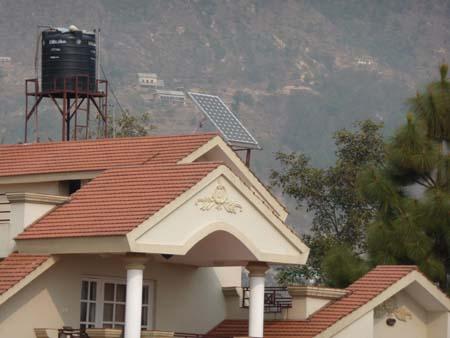 ソーラーシステム(電気) 1