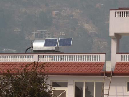 ソーラーシステム(電気) 2