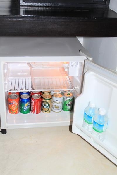 お部屋アメニティ2 冷蔵庫