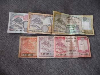 旧紙幣・新紙幣 2