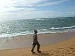 スリランカの海