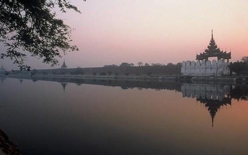 マンダレー王宮
