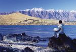 南半球 ニュージーランドでスキー
