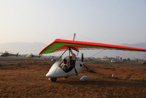 ウルトラライト飛行