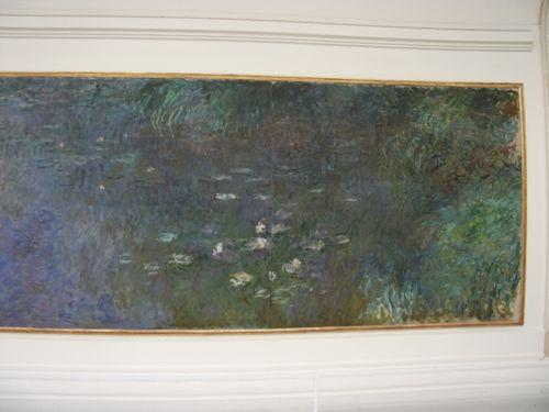 オランジェリー美術館001