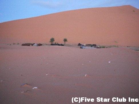 砂漠トイレ