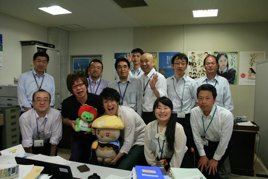 「こてつ」長野県の観光地を勉強中!003