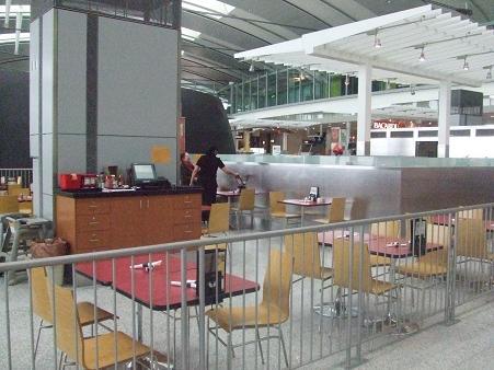トロント空港レストラン