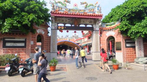 台湾最古の天后宮