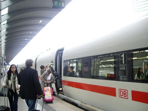 Mainz ICE
