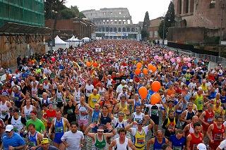 ローママラソン