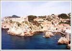 アドリア海に浮かぶ旧市街� 1