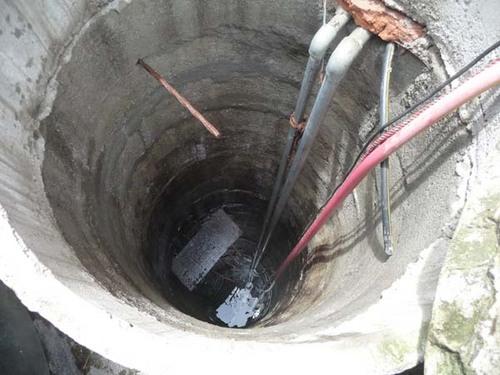 井戸替え1