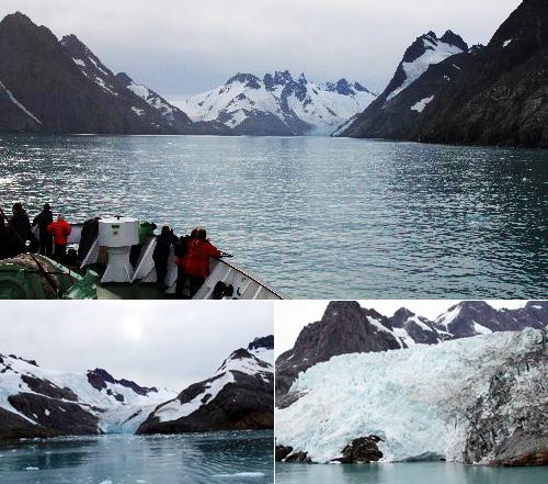 リスティング氷河