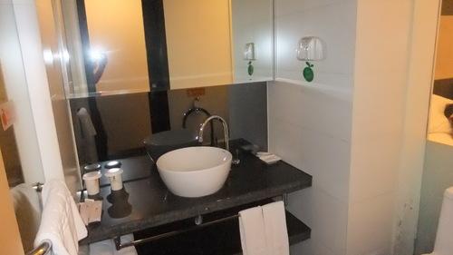 西直门酒店バストイレ